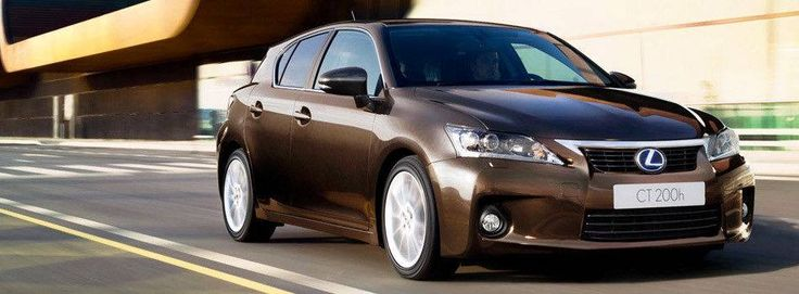 LEXUS CT 200h  Per info: http://www.rent360.it/it/offerta/37-LEXUS-CT