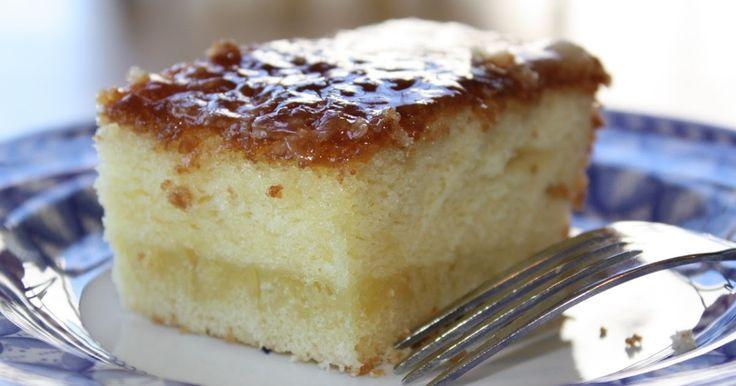 pass the peas, please: authentic swedish tosca cake