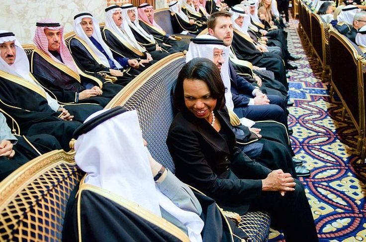 Former Secretary of State Condoleeza Rice (Photo: © Wikimedia Commons)