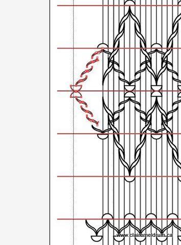 geometric smocking plate tutorial