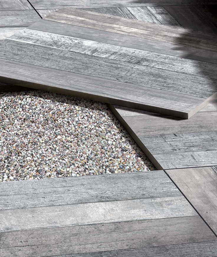 Carreaux pour carrelage en bois: Icon Outdoor