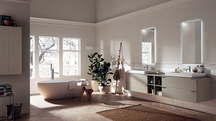 Simple Exquisite Modern Bathroom Brings Home Sophisticated Minimalism Modern bathroom Minimalism and Modern