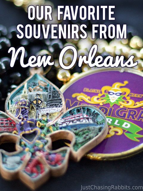 The Best Souvenirs from New Orleans