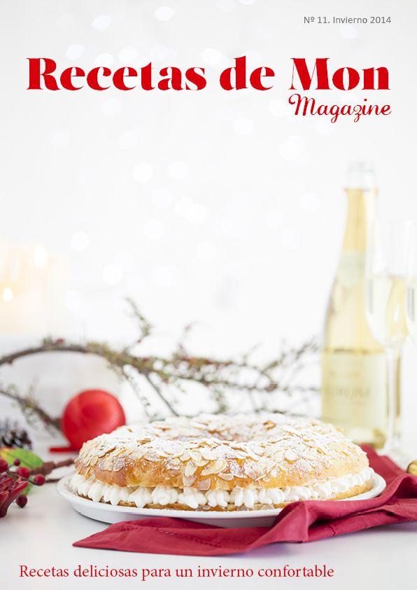 Recetas de Mon: Recetas de Mon Magazine, nº 11. Invierno 2014