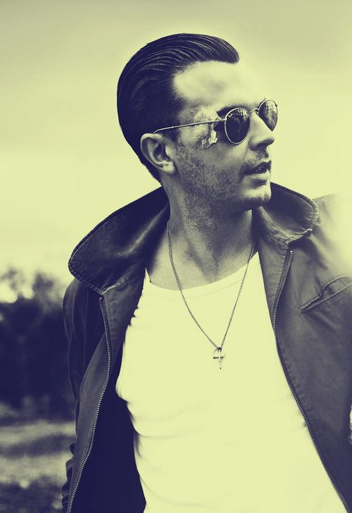 Theo Hutchcraft - Hurts Men of Style Fashion The Look