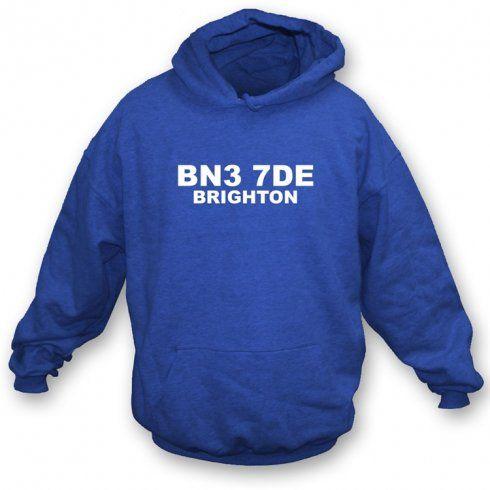 BN3 7DE Postcode