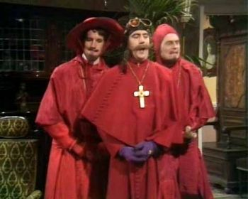 Witch Hunters     Monty Python's Flying Circus (UK) - 02x02 The Spanish Inquisition