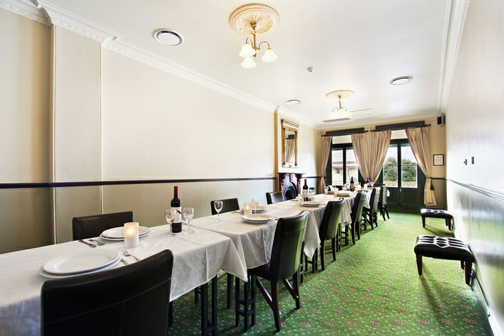 The Nag's Head Hotel Inner West Sydney venue for hire. http://nagshead.com.au/functions/heritage-function-room/