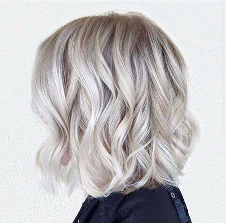 Wavy Hairstyles short asymmetrical wavy hairstyle Best 25 Wavy Hairstyles Ideas Only On Pinterest Medium Wavy Hair Medium Length Wavy Hair And Wavy Medium Hairstyles