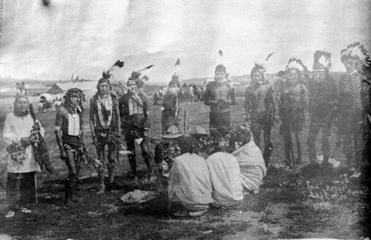 SICANGU , 1891