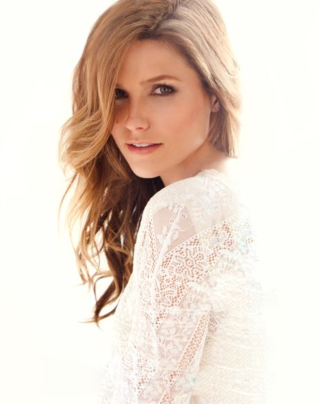 Sophia Bush--Life is too short, and I'm Italian. I'd much rather eat pasta and drink wine than be a size 0.