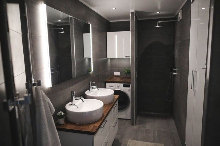 FÖRE / EFTER Renovering badrum