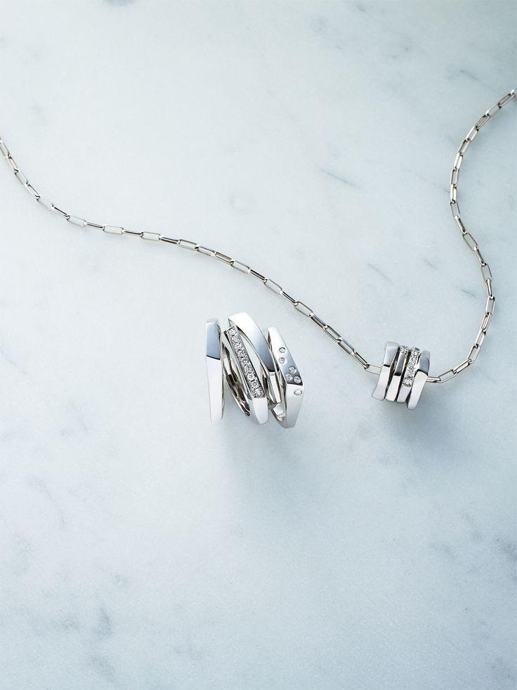 IMAI kuniko KYOTO   Intuition  閃き ---#Ring, #Pendant, #jewelry