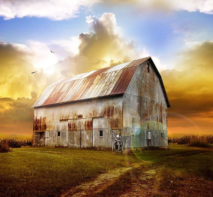 This Rustic Barn In Ohio Is Beautiful Photo Credit