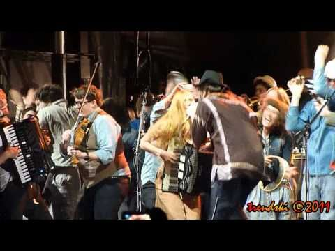 This Train Is Bound For Glory by the Railroad Revival Tour, San Pedro 4/22/11