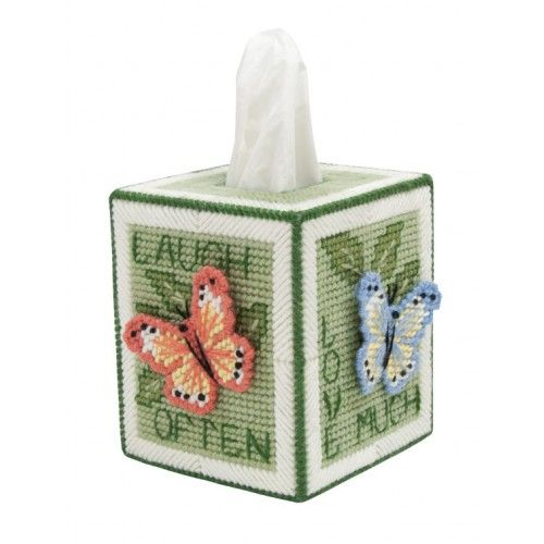 1000 images about plastic canvas on pinterest tissue for Tissue box cover craft