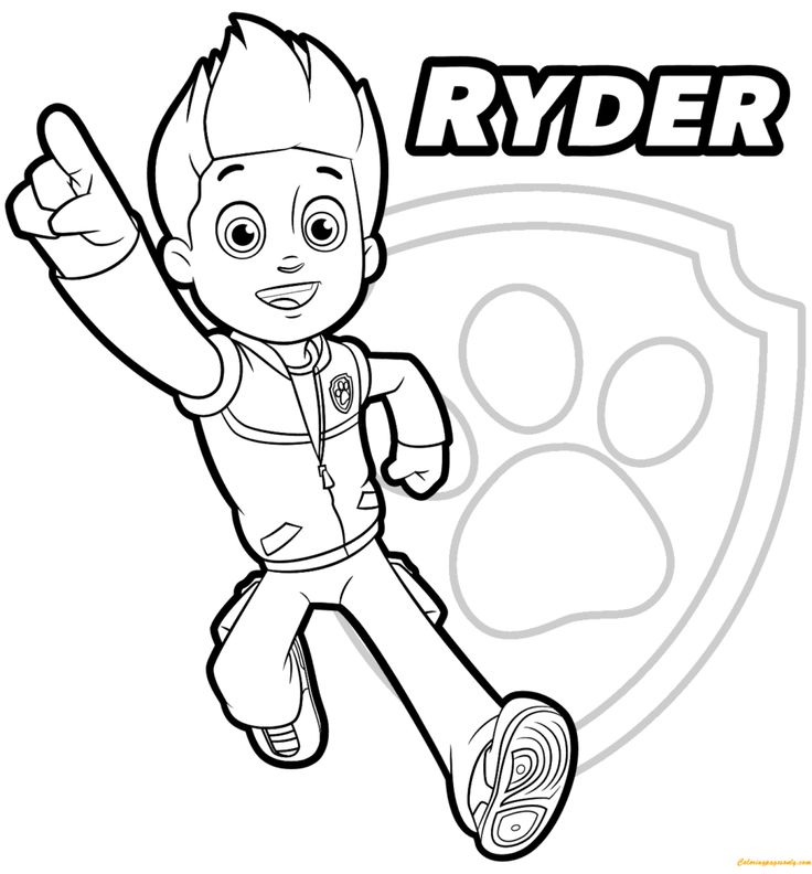 paw patrol coloring pages paw patrol coloring paw