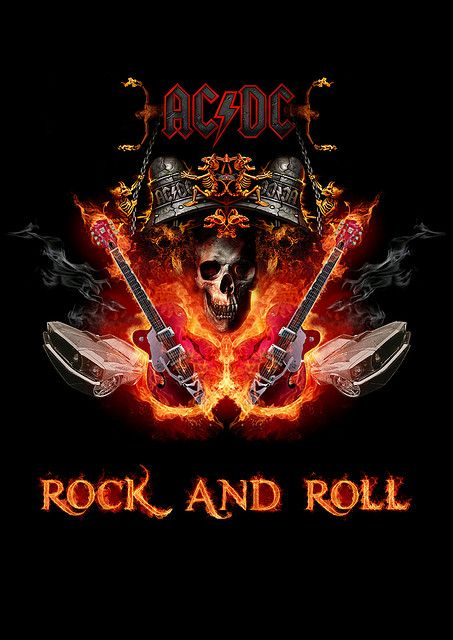 AC/DC -  Best rock n roll concert!! The canons were amazing and so was the music. AC/DC ROCKS!! Saw these guys 3 times. Once in '79 with Bon Scot and 2x with Brian Johnson. In a word, AWESOME!!