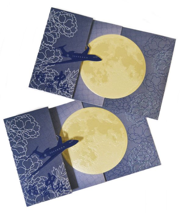Mid-Autumn Festival Greeting Card on Behance