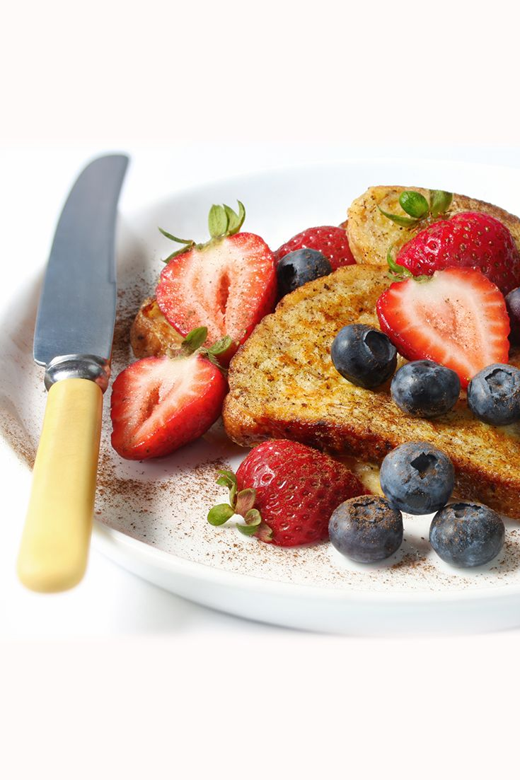 """#Epicure """"Healthier You"""" French Toast #portioncontrol"""