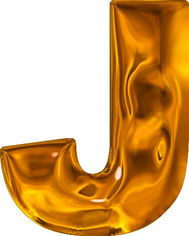 presentation alphabets lumpy gold letter j j for jayne pinterest letter j alphabet and gold