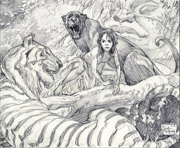 Arte de Iain McCaig                                                                                                                                                                                 Mais