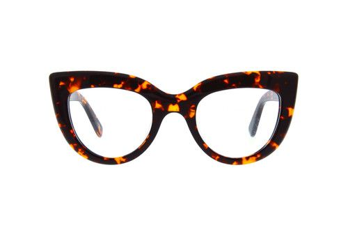 6a5b2ed6f5 Tortoiseshell Cat-Eye Glasses  4412625