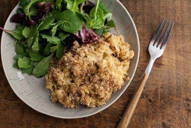Макароны с тыквой и сыром - кулинарный пошаговый рецепт с фото на KitchenMag.ru
