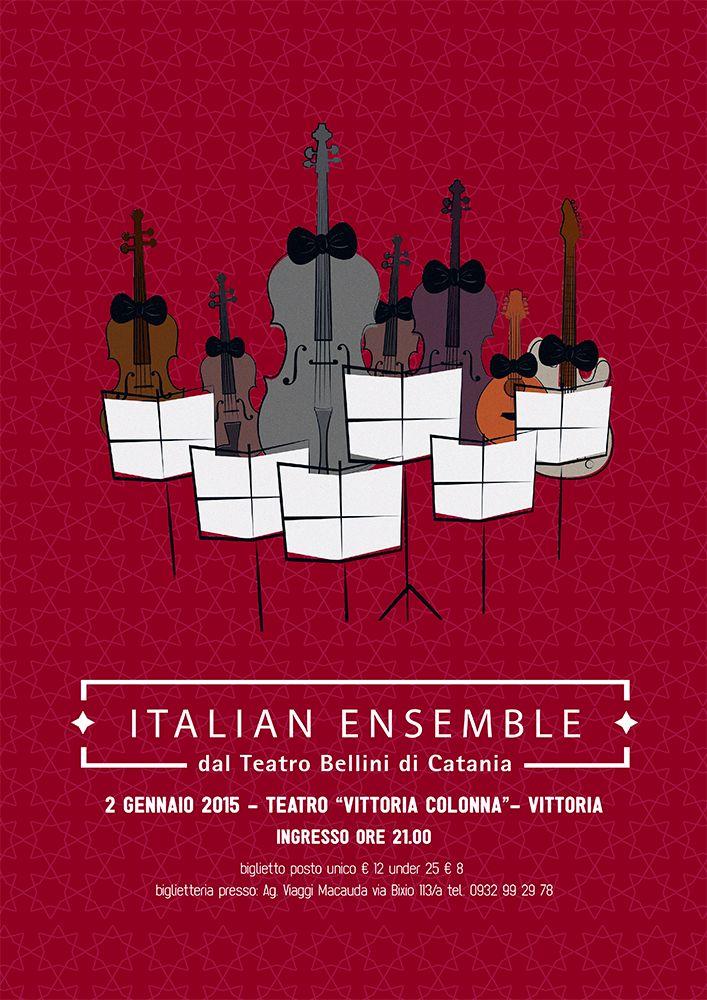 Italian Ensemble-sestetto d'archi