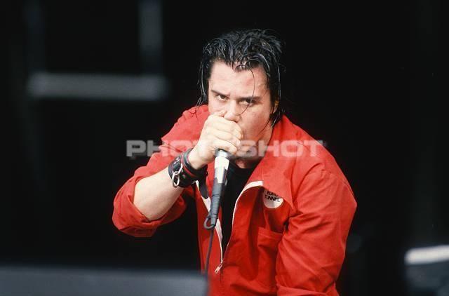 Mike Patton -Rotterdam 1992