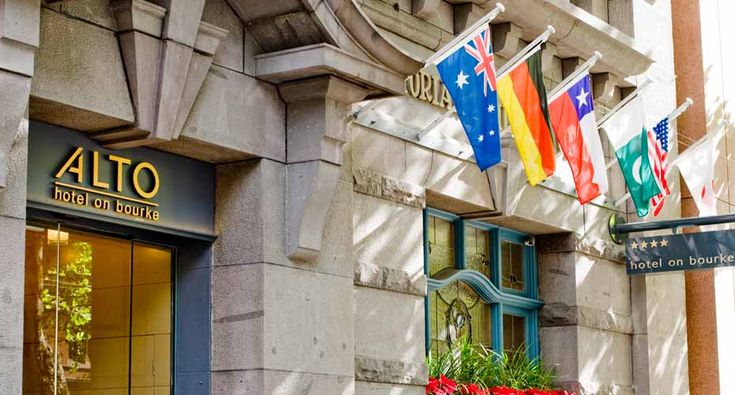 Alto on Bourke St - boutique accommodation with green credentials