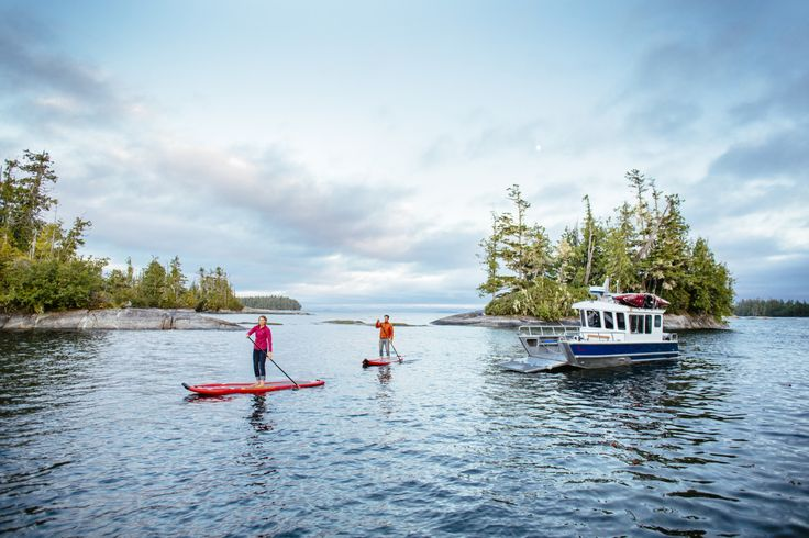 There is a beauty to the Broughton Archipelago that is unrivalled anywhere else in the world, and we invite you to explore it with us…