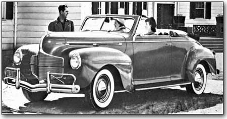 1940 Dodge Luxury Liner Delue, D-14