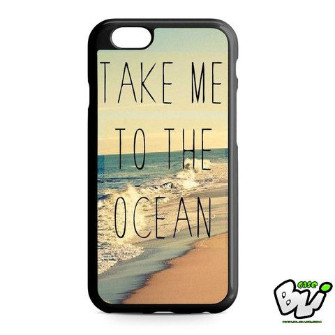 Take Me To The Ocean iPhone 6 | iPhone 6S Case