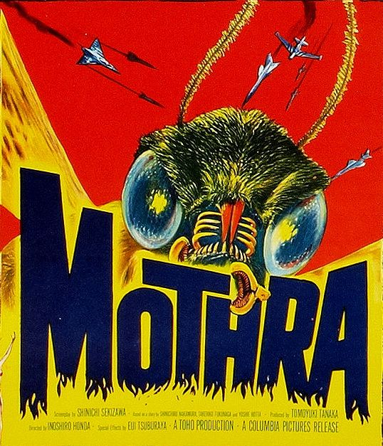 Vintage Sci Fi Horror Movie Poster Godzilla 1965 Invasion: 54 Best Inspiration : Vintage Horror Movie Posters Images