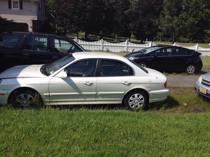 Awesome Amazing 2004 Hyundai Sonata  Car has been off the road - will need a battery 2017 2018