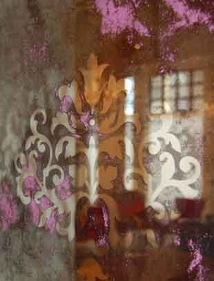 Damask Mirrors 26 best garay artisans mirrors images on pinterest antiqued this is a close up of an ornamental damask mirror for an upscale boutique it blended perfectly with the eclectic chic design commissioned for the shop sisterspd