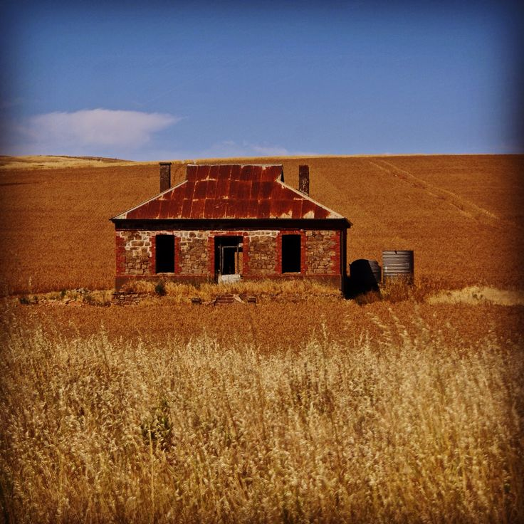 Old Home, a sentinel ruin not far from Burra, South Australia. image by Margaret Hage,  this has been photographed many times but generally with green grass of Winter. I took this image with a strong narrative, one that tells more about our dry yet beautiful country that must be respected.