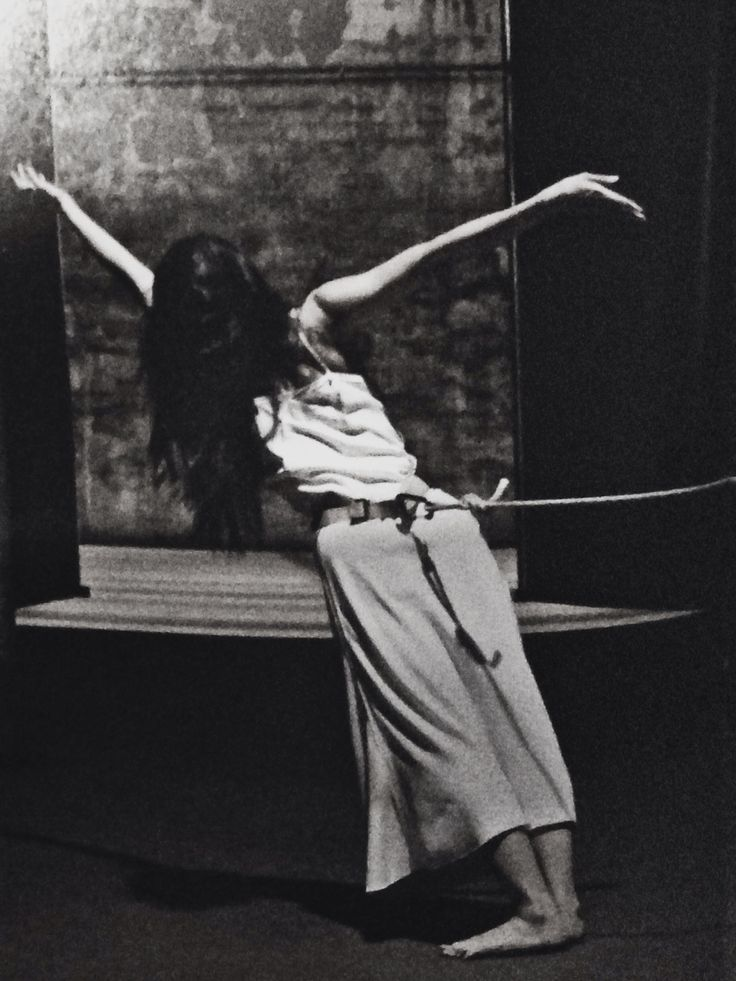 Happy Birthday, Pina Bausch.