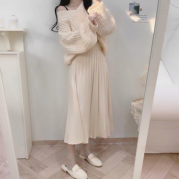 Girl Trendy Outfits Vintage Style Winter 2021 Sweet Japanse Amazon Tiktok School Trendy Girls Outfits Outfits Korean Fashion Dress