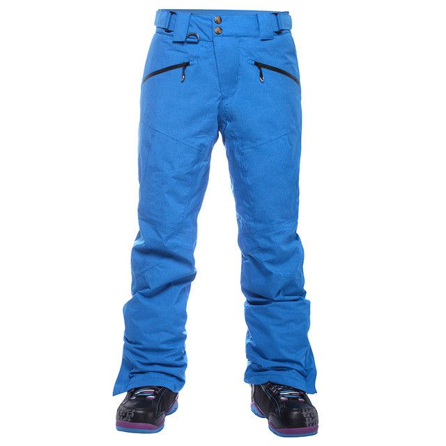 2016 Winter snowboard pants for men thicken male ski pants mens snow trousers thermal waterproof esqui skiing pantalones hombre