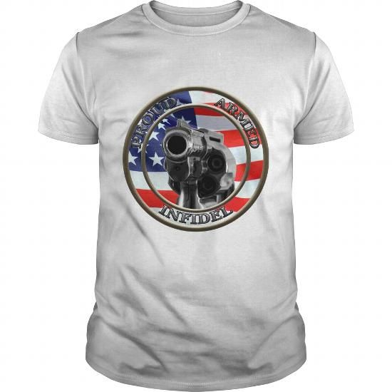 Cool Proud Infidel Shirts & Tees