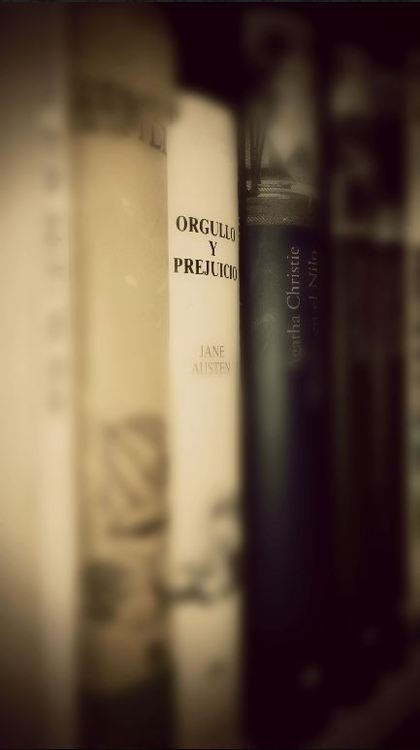 Orgullo y prejuicio - Jane Austen El libro que puedo leer releer y volver a releer una y otra vez.