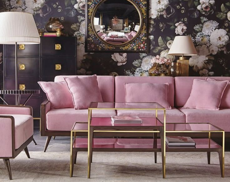 145 best IN: Millennial Pink images on Pinterest | Armchairs, Chairs ...