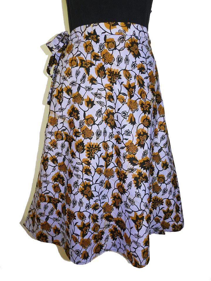 Wrap Skirt