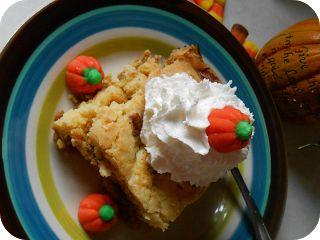 The Better Baker: Pumpkin Dump Cake (AKA Pumpkin Crack Cake - Gluten Free Option)