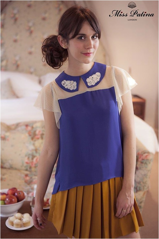 The most popular item for the season: English Tea Top