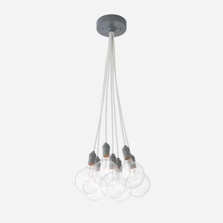 City Chandelier Light Fixture | Schoolhouse Electric &  -Supply Co. - THIS COMES WITH WHITE HARDWARE AS AN OPTION