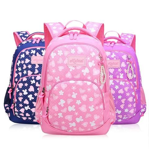 2018 New Orthopedics Boys Backpacks for School Bag Kids