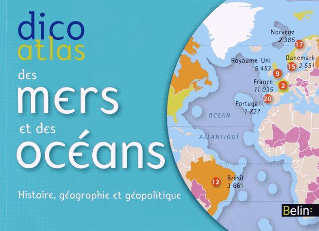 Un tour d'horizon complet : une mise en perspective historique et géopolitique, avec une révision des fondamentaux de l'histoire maritime et une analyse des rapports de force autour des océans ; une présentation géographique des mers et des littoraux ; un regard économique sur l'impo... http://cataloguescd.univ-poitiers.fr/masc/Integration/EXPLOITATION/statique/recherchesimple.asp?id=169321428